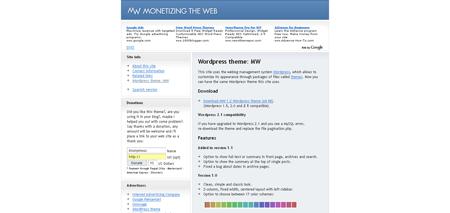 blogging for money - monetizingtheweb